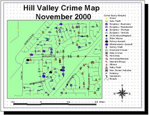 Criminal Mapping and Analysis?